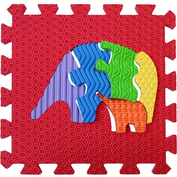 Soft Puzzle Mat – Animal