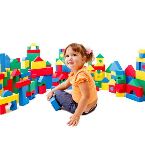 Foam Building Block