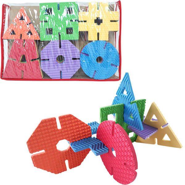 Foam Building Puzzle